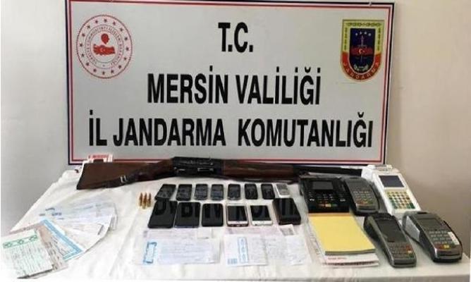 Mersin'de Tefecilik Operasyonu: 7 Gözaltı