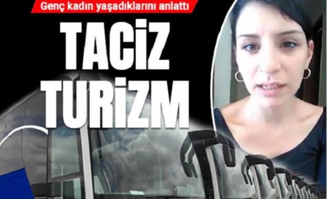 Metro'dan Sonra Kamil Koç'ta da Taciz Skandalı!