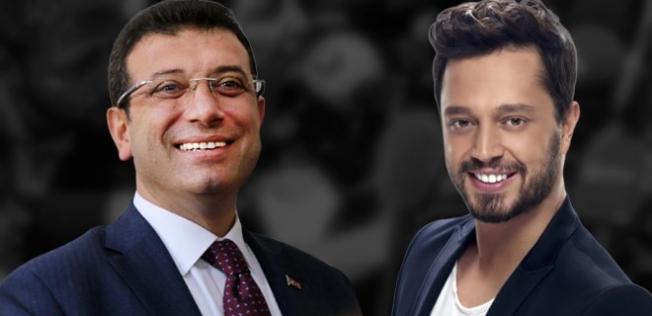 Murat Boz'dan Ekrem İmamoğlu'na 100 Bin Lira Bağış...