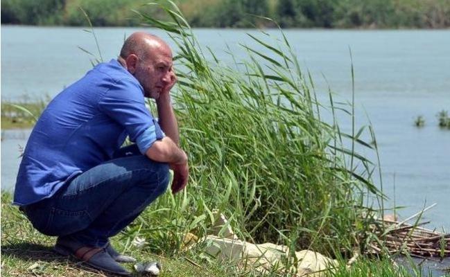 Serinlemek İçin Girdiği Nehirde Akıntıya Kapılıp, Kayboldu
