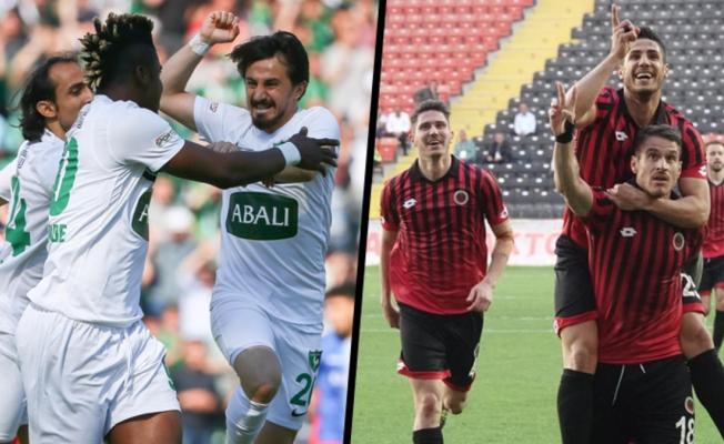 Süper Lig'e Yükselen İki Takım Belli Oldu
