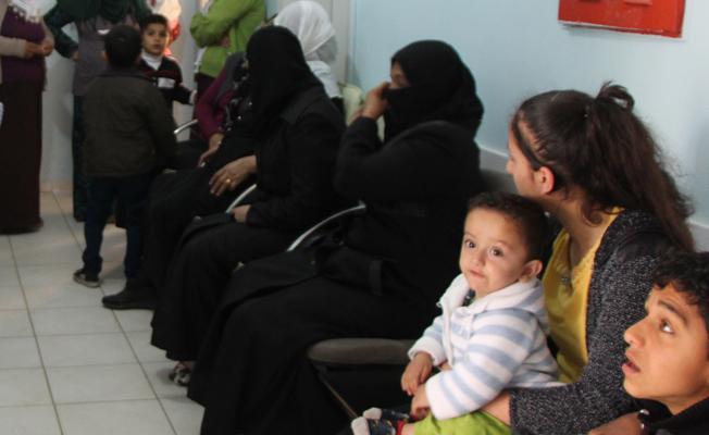 Suriyelilere 120 TL Sosyal Uyum Yardım Yapılıyor
