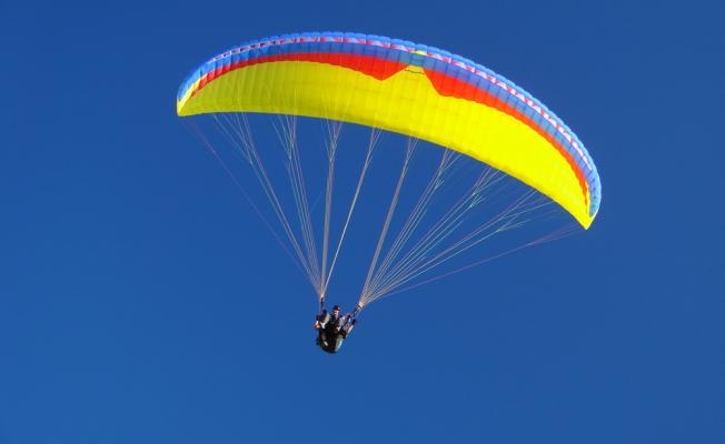Yamaç Paraşüt Hedef Şampiyonası Anamur'da