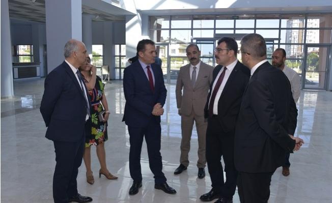 Yenişehir'de Bilim Deney Merkezinde Sona Gelindi.