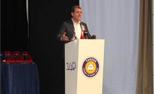 Başkan Seçer, Tarsus Gıda İhtisas OSB İçin Müjdeyi Verdi.
