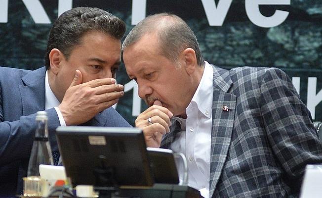 Erdoğan-Babacan Görüşmesinde Detaylar Sızdı: Erdoğan Sopa Gösterdi!