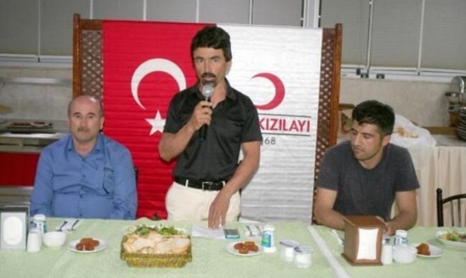 Kızılay'dan 250 Aileye Yardım