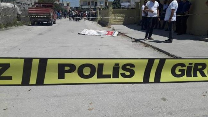 Mersin'de Kızına Kötü Davranan Damadını Öldürdü