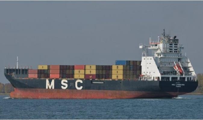 Mersin'den Yola Çıkan Gemiye İsrail Müdahalesi!