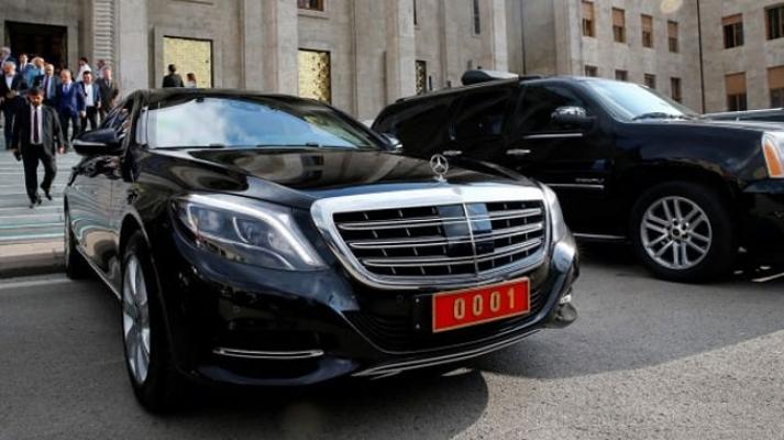 Mersin Milletvekili, Binali Yıldırım'ın Makam Aracınız Meclis Gündemine Getirdi
