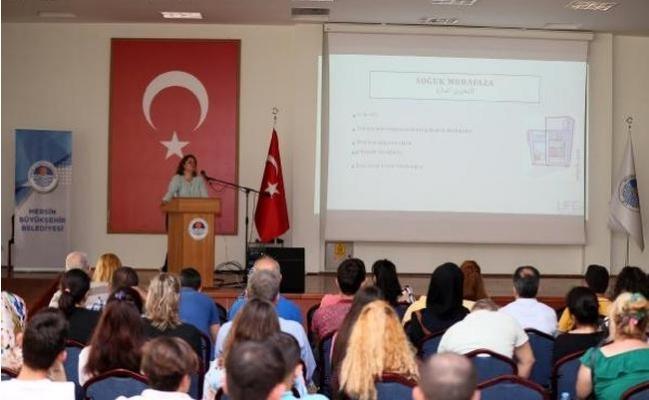Mersin'de Sertifikalı Hijyen Eğitimi