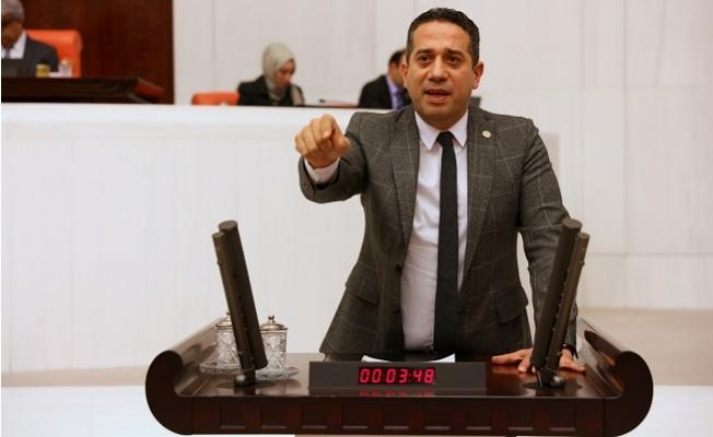 Ali Mahir Başarır Akkuyu Nükleer Santral Risklerini Meclis Gündemine Taşıdı
