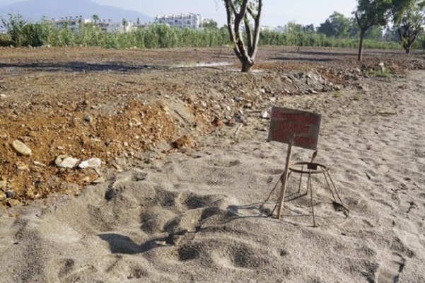 Anamur Kumsalının Tahribi Mahkemeye Taşınıyor