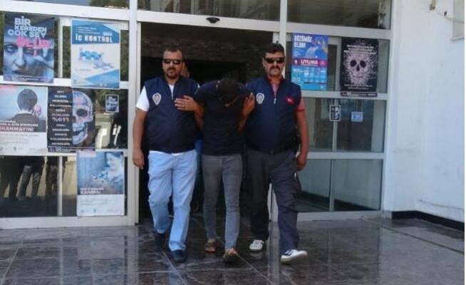 'Askıcı' Hırsızlardan 1'i Yakalandı 5'i Aranıyor
