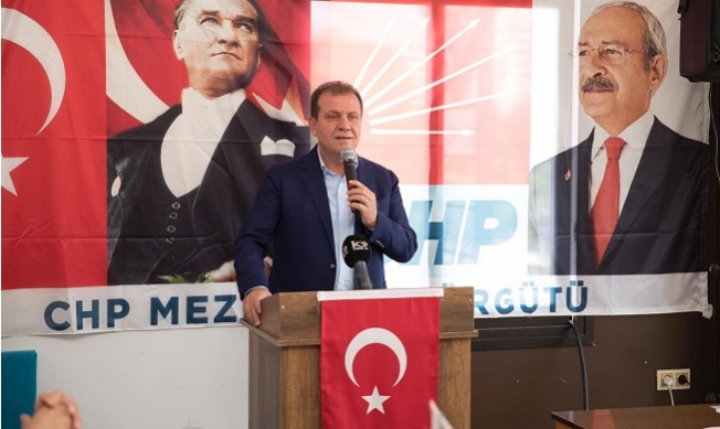 """Başkan Seçer, """"Verdiğimiz Sözleri Harfiyen Yerine Getireceğiz"""""""