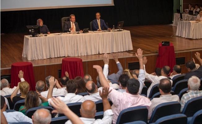 Mersin Büyükşehir Meclisinde Borçlanma Yetkisine Son Dakika MHP Çelmesi