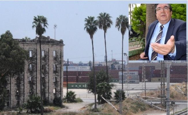 Mersin'de Eski Kamu Binaları Ranta Kurban mı Verilecek?