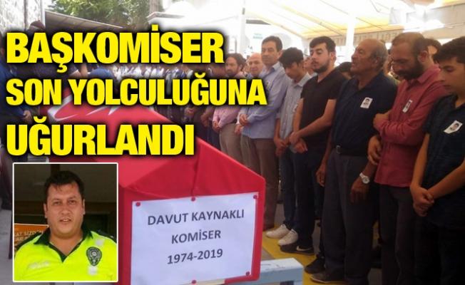 Mersin Emniyetin'de Görevli Baş Komiser Hayatını Kaybetti