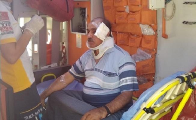 Mersin'de Görme Engelli İmam'ı Döverek Hastanelik Ettiler