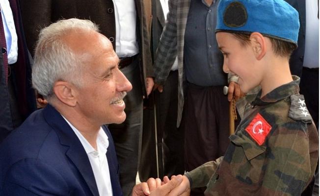 """""""Milletimizin 15 Temmuz Direnişi Tarihi Bir Destandır"""""""