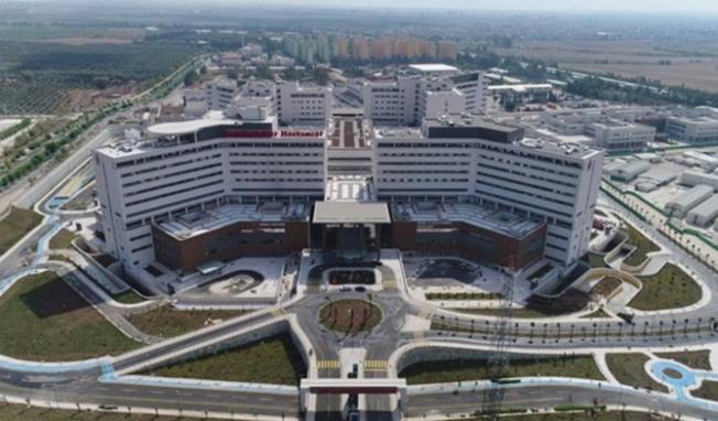 Şehir Hastanesi Değil, Ranthane