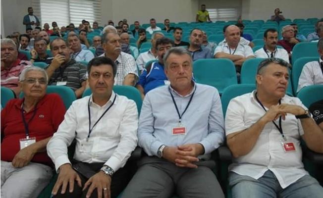 Tarsus İdmanyurdu Yeni Başkanı Mustafa Şendağ Oldu