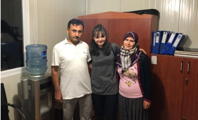 Tarsus 'ta Kayıp Genç Kız Bulundu