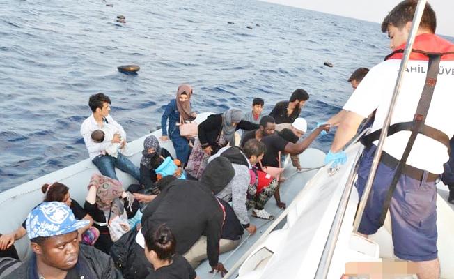 Türkiye'den 80 Bin Kaçak Göçmen Sınır Dışı Edeceğiz