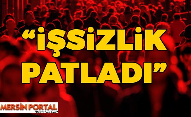 Türkiye Genelinde İşsizlik Patladı.