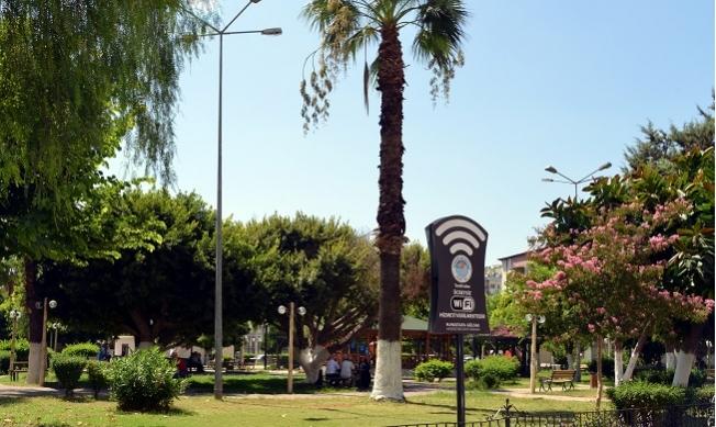 Akdeniz Belediyesinden Ücretsiz İnternet