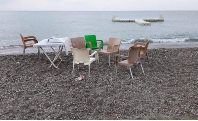 Anamur Sahilinde İşgale Kim Dur Diyecek ?