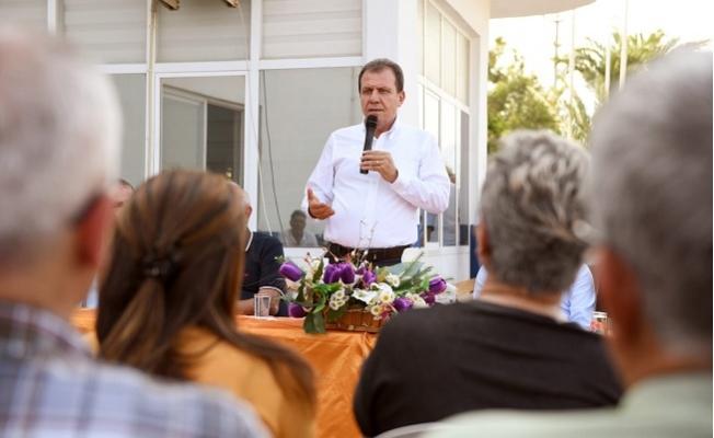 Başkan Seçer'den, Bayram Öncesi Maaş Müjdesi