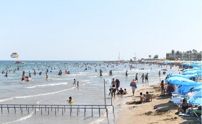 Halk Plajları 50 Bin Tatilciyi Ağırladı.