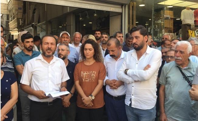 HDP Mersin'den Açıklama: Susmayacağız, Durmayacağız