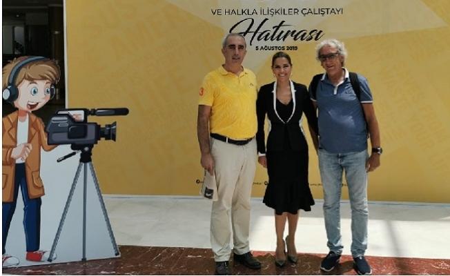 Mersin Büyükşehir'den Bir İlk, Basın Çalıştay'ı Düzenlendi.