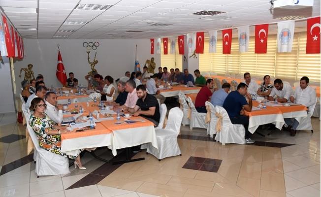 Mersin Büyükşehir PESTLE Analiz Çalıştayı Gerçekleştirildi.