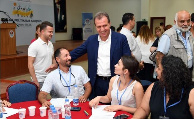 Mersin Büyükşehir Sosyal Hedeflerini Çalıştay da Belirliyor