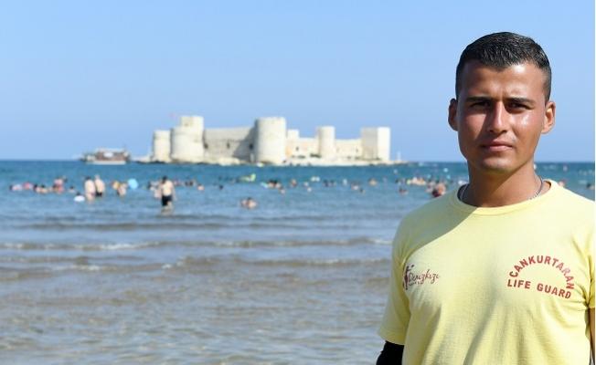 Mersin'de Cankurtaranlar Bayram Tatili İçin Uyarıyor