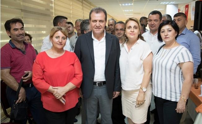 Muhtarlar Mersin Büyükşehir'in Çalıştay'ında Sorunlarını Anlattı