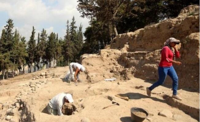 9 Bin Yıllık Yerleşim Yeri Gün Yüzüne Çıkartılmaya Çalışılıyor