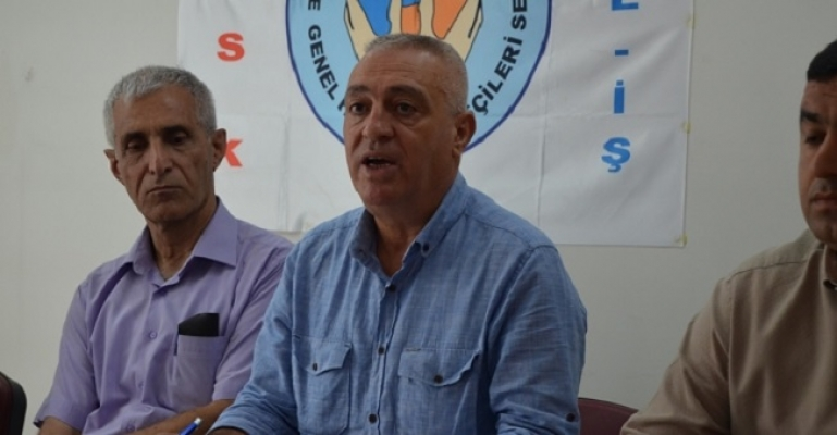 Akdeniz Belediyesi'nde İşçiler Grev Oylamasına Gidiyor