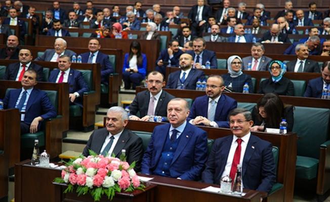 'AKP İçinde 10-15 Milletvekili İstifaya Hazır'