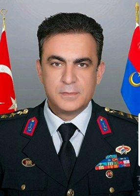 Çakıroğlu Mersin İl Jandarma Komutanlığı Görevine Başladı.
