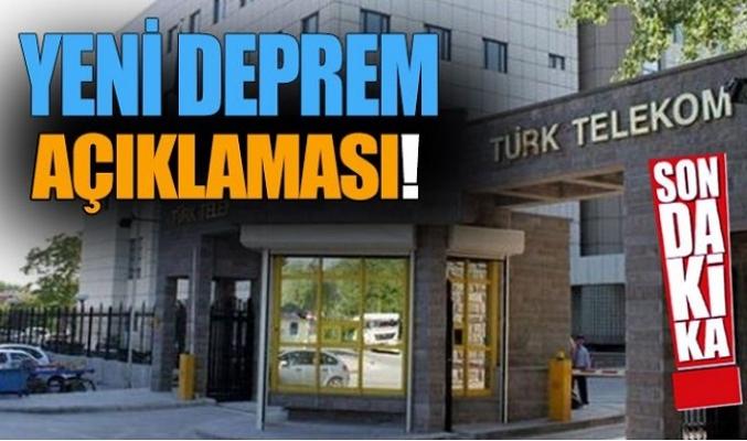 Deprem Sonrası Kilitlenmişti: Türk Telekom'dan Açıklama