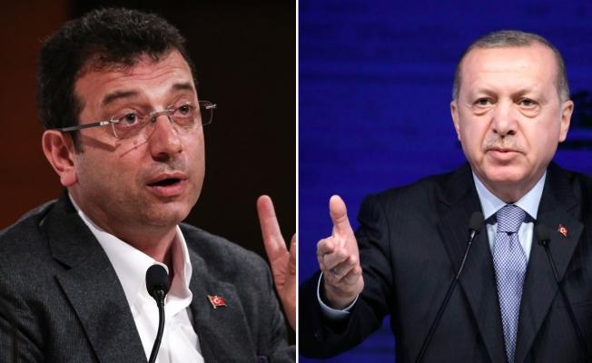 İmamoğlu'ndan Erdoğan'a Toplanma Alanı Yanıtı