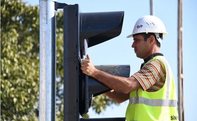 Led'li Sinyalizasyon Sistemi Kazaları Minimuma İndirecek