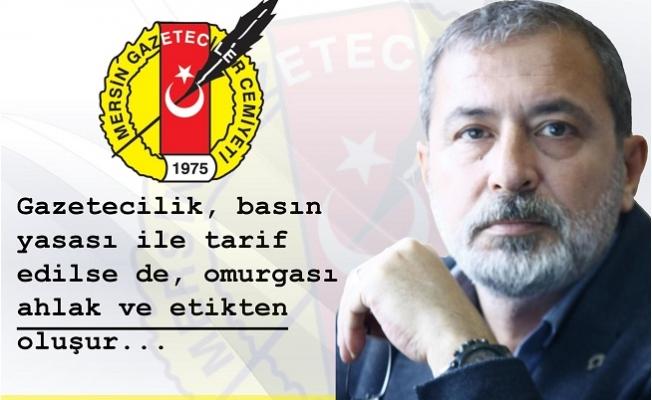 Mersin'de Yerel Basın Masaya Yatırılacak