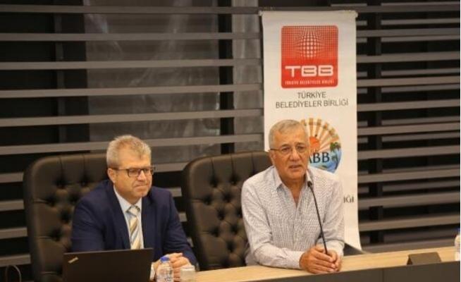 Mersin'de Zabıtalara Ortak Eğitim