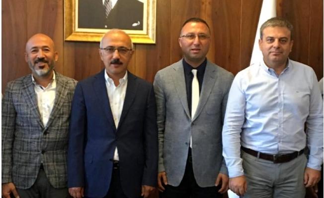 MESKİ'nin Stratejik Planı Ankara'da Masaya Yatırıldı.