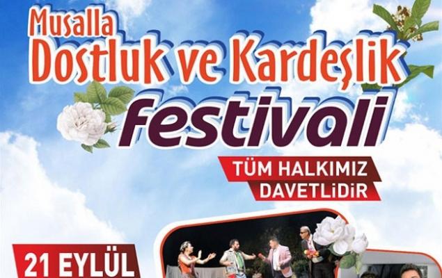 Musalla Dostluk ve Beraberlik Festivali